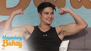 Magandang Buhay: Piolo's work out
