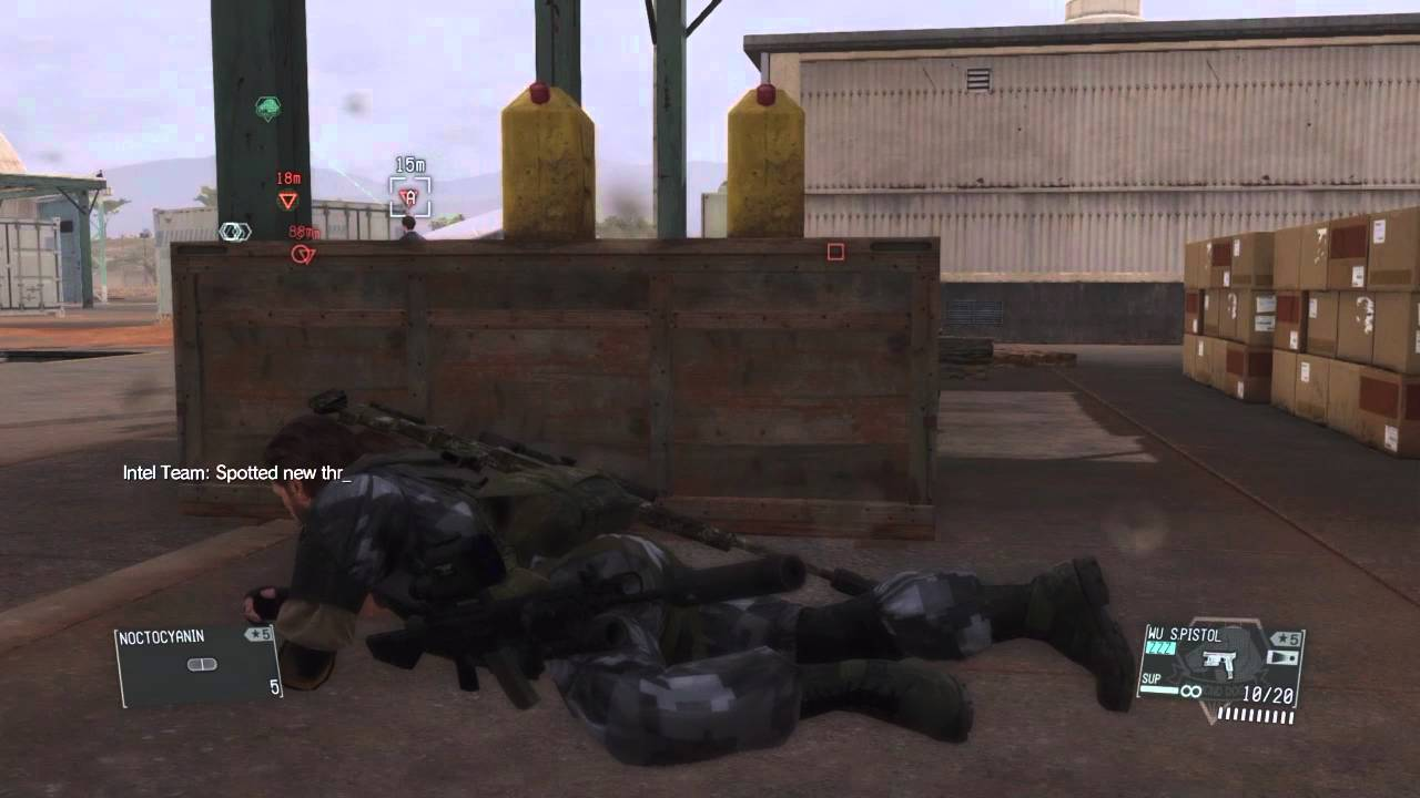 MGSV TPP Mission 21 S rank Perfect Stealth all tasks non-lethal