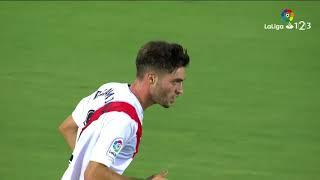 Resumen de Sevilla Atlético vs Real Valladolid (1-2)