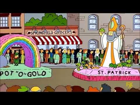 St. Patricks Day in Springfield