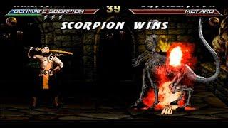 Mortal Kombat Chaotic 2019 Season 2 3 Ultimate Scorpion Full Playthrough