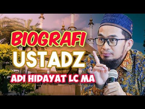 biografi-ustadz-adi-hidayat-lc.-ma.