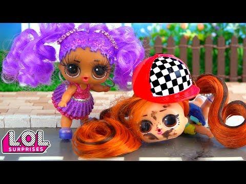 Мария Vs Маша! Битва за Панки! Мультик куклы ЛОЛ сюрприз  Сериал про любовь LOL Dolls