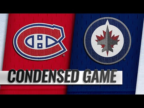 03/30/19 Condensed Game: Canadiens @ Jets