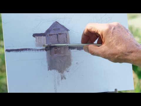 Painting the Peninsula: Neil Walling