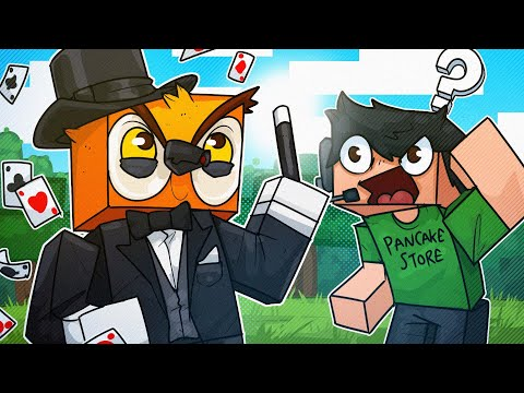 Making Nogla's House Disappear! - Minecraft