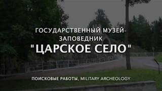 Шапель. Александровский парк.  Два бойца.
