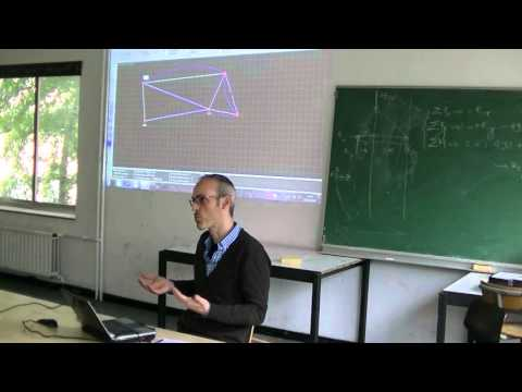 Séance 3 (22 octobre 2015) Thomas Vilquin Logiciels - Form finding