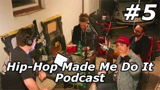 The Hip-Hop Made Me Do It Podcast #5 -  The Dirty South (feat. Chance & Zedric Taylor)