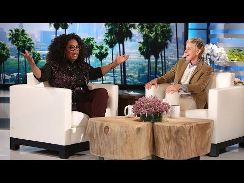 Oprah Gave Ellen the Flu