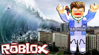 Roblox | NATURAL DISASTERS HAVE STRUCK To-Natural Disaster Survival | Kia Breaking