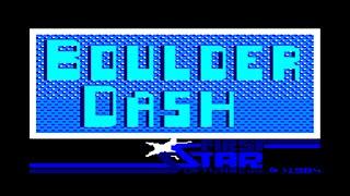 Boulder Dash (Amstrad CPC 6128)