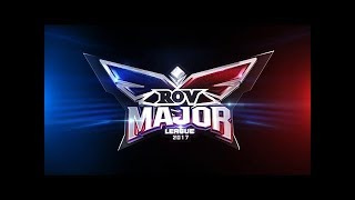 RoV Major League 2017 - Week 2 Day 1