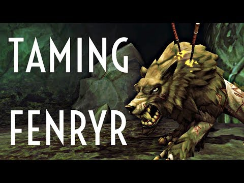 WoW Guide - Solo Tame Fenryr - Hunters