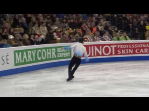ISU World Figureskating Championships Boston 2016 – Yuzuru Hanyu