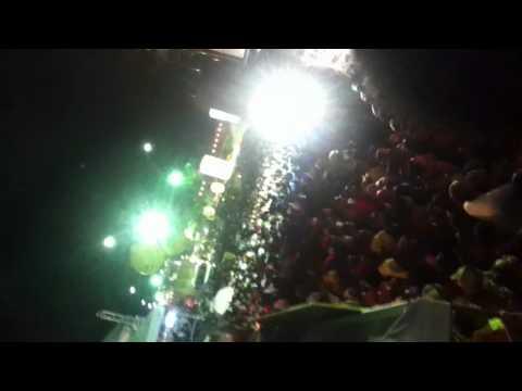 Arrastão da banda A Bronkka no Micareta de Feira de Santana 2012 (bloco Da Praça)