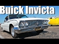 Buick Invicta! The Rare Nailhead Cruiser!