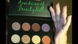 HAUL Anastasia Beverly Hills Eye Shadow Palette Thumbnail