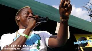 FACTORY78 - Mayor Wete Performing at Nigerian Corner, Notting hill Carnival 2013