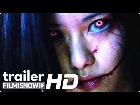 TOKYO GHOUL S (2019)   US Trailer - Live-Action Manga Movie