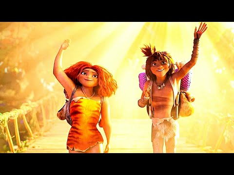 Download THE CROODS 2: A NEW AGE 'Eep & Guy Off To Their Tomorrow' ALL Official Promos (NEW 2020) Animation