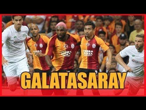 Galatasaray Gündemi / Fatih Terim / Falcao /  Lemina / Nzonzi / A Spor / Spor Ajansı / 07.09.2019