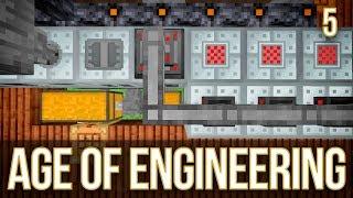 IC2 Blast Furnace Automation   Age of Engineering   Episode 5