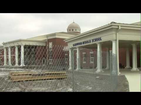 Glenwood Middle School Dedication