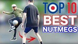 Download Video TOP 10 BEST NUTMEGS by Séan GARNIER MP3 3GP MP4
