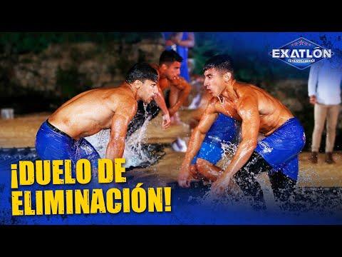 La emocionante carrera entre Martín y Ricardo | Exatlón EEUU #5