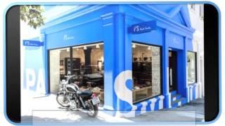Blue Modern Furniture Shops