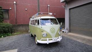 【アーリーバス編】ワーゲンバスに乗る夢を叶えた所有者が語る教科書その4 VW Type2 BUS