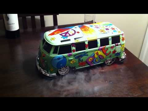 Car Talk: The Musical!!! Special Effects Demo.