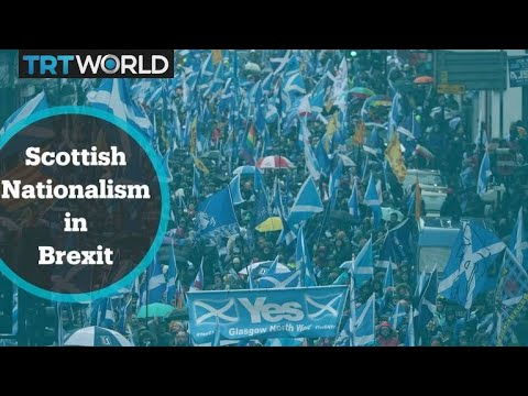 Independence from the UK grows louder in Scotland