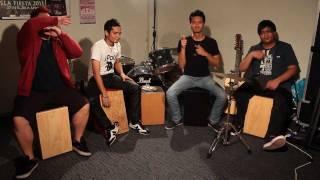 Quadrophonics Cajon Jam - Episode 1