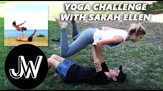 THE YOGA CHALLENGE (FEAT. SARAH ELLEN)