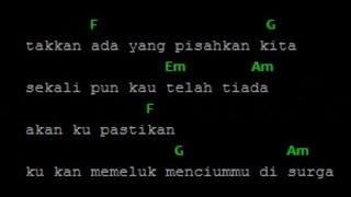 Download lagu CHORD LIRIK Eren   Takkan Pisah