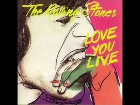 The Rolling Stones Symphaty For The Devil Love You Live