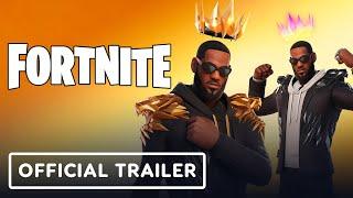 Fortnite - Official LeBron James Launch Trailer
