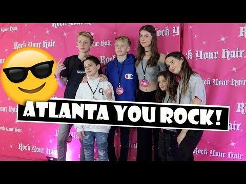 Atlanta You Rock 😎 WK 372 3 | Bratayley