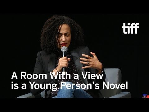 A Room With a View is a Young Person's Novel | Zadie Smith | TIFF 2017