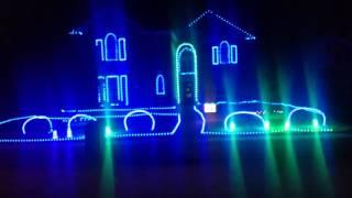 This Christmas  Chris Brown Christmas lights
