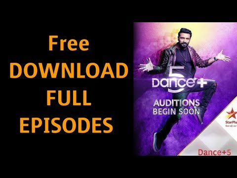 How To Download Dance Plus 5 Full Episode | Dance +5 Full Episode|By Nasrullah.