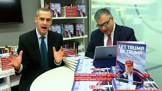 "Corey Lewandowski Book Signing & Interview | ""Let Trump Be Trump"""
