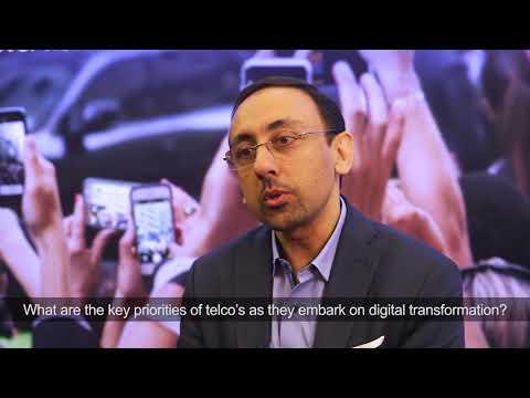 Ericsson's Neeraj Vyas speaking at TM Forum Live Asia - part 1