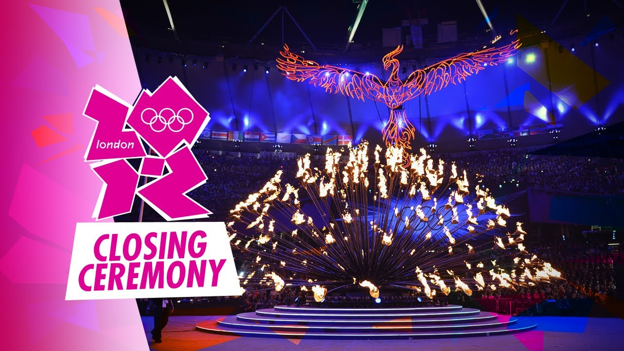 London One Year On - Closing Ceremony | London 2012 Olympics