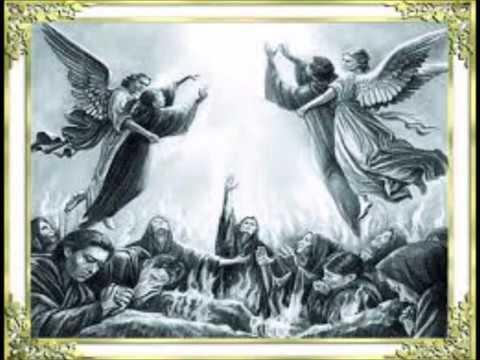 Até os mais santos como Padre Leconte podem passar pelo purgatório   15 de novembro