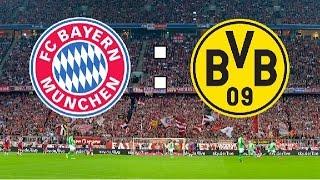 Borussia Dortmund VS Bayern Munich Bundesliga - All Goals and Highlights 19/11/2016