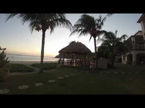 Nicaragua colorado beach