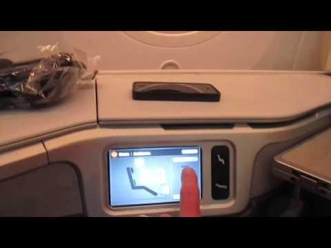 Air Canada 787 Executive First Toronto to Paris (International Business Class)